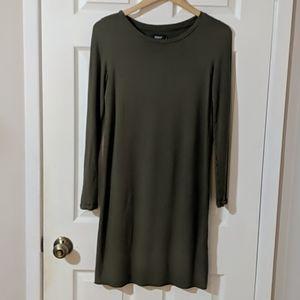 💎2/$20 OLIVE GREEN KNIT DRESS
